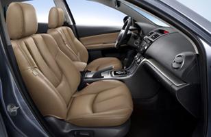 Mazda 6 - Intérieur