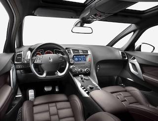 Intérieur Citroën DS5