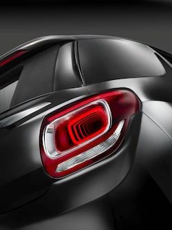 Feux arrières LED 3D DS3 Cabrio